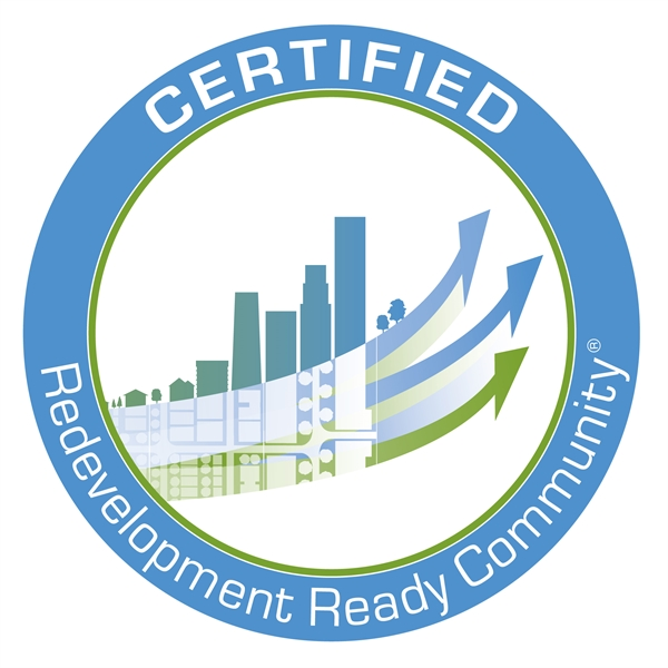 Certified Redevelopment Ready Community Seal