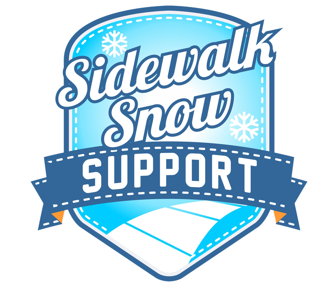 jpg of badge logo for sidewalk snow support pilot