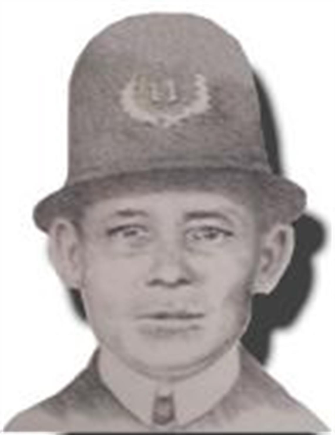 Officer George Brandsma
