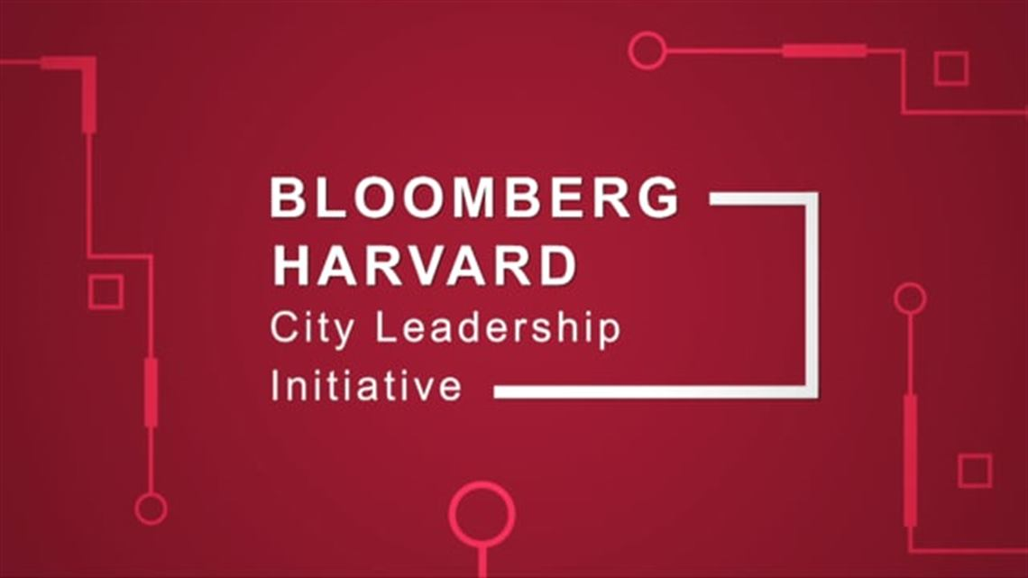 JPG image of Bloomberg-Harvard City Leadership Initiative logo
