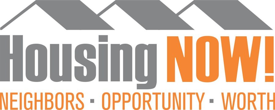 Housing Now logo
