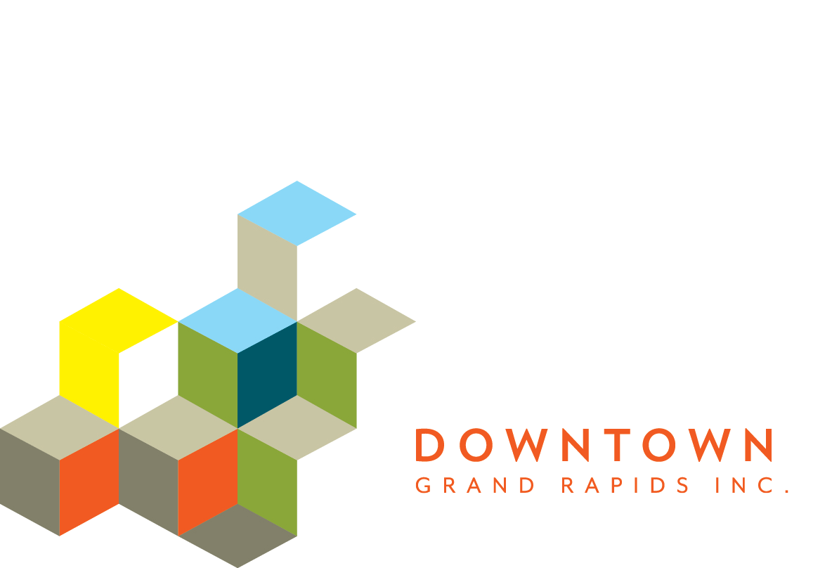 Downtown Grand Rapids, Inc. logo