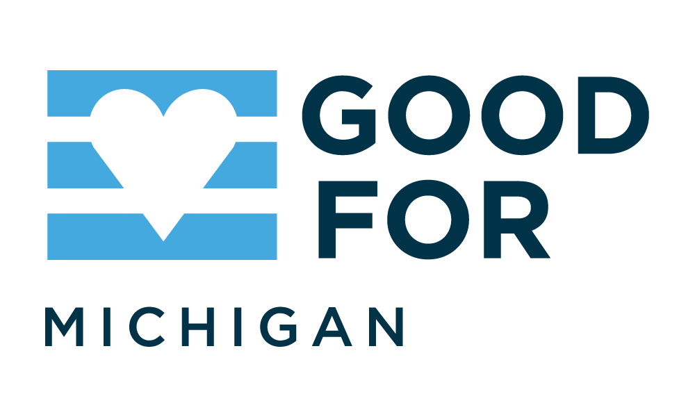 Good for MI logo