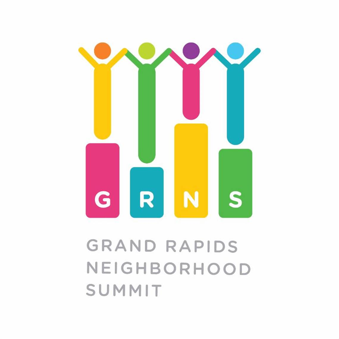 JPG image of Grand Rapids Neighborhood Summit Logo