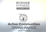 Michigan Fitness Foundation's Active Communities Page Logo
