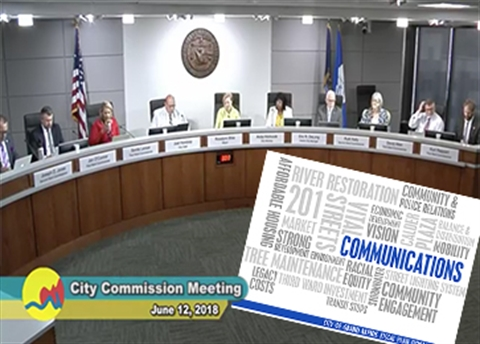City Commission Adoption Meeting