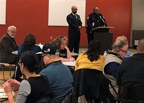 Police Policy and Procedure Review Task Force presents