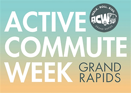 2019 Active Commute Week logo