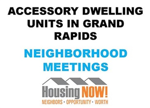 Accessory Dwelling Units Neighborhood Meeting Teaser